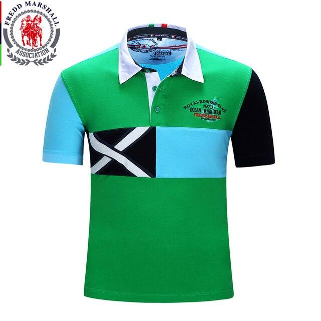 Итальянский Дизайн Большой Размер EU 100% Хлопок Мужчины Polo Shirt с коротким Рукавом Хлопок Man Polo отложным Воротником Polo Tee Мужчины топы