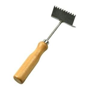 Image 4 - Bariera dla królowej osy Cleaner ekstraktor miodu łopata pszczelarz ula czysty skrobak narzędzia