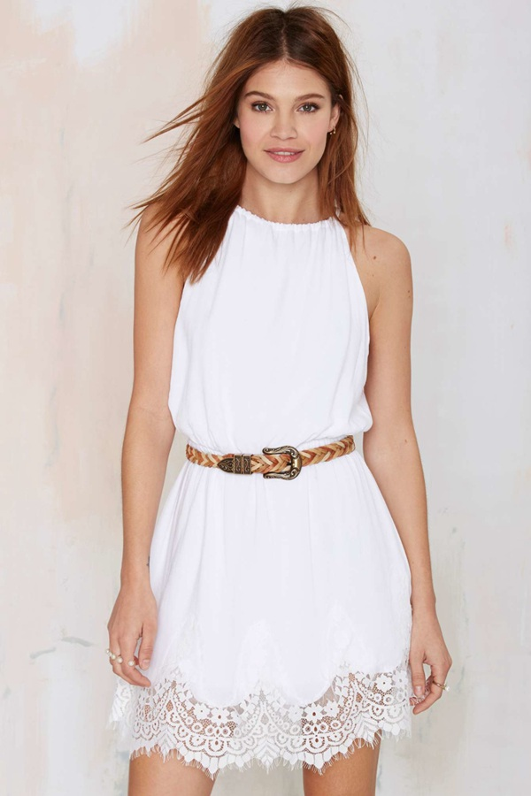 Vestidos para chicas blancas