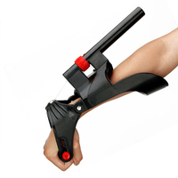 New Home Body Building Fitness Exercise Training Hand Grip Wrist Forearm Strength Equipment Physiotherapy Rehabilitation Machine