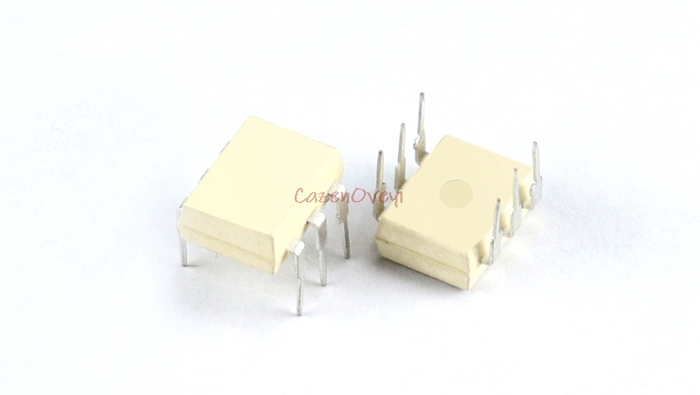 10pcs/lot MOC3083 M0C3083 EL3083 DIP-6 Triac & SCR Output Optocouplers 800VDRM IFT=5mA 6 Pin Optocoupler New Original In Stock