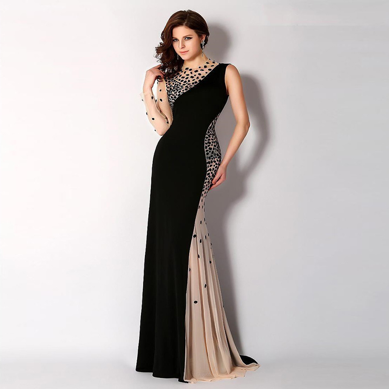 Images of Black Gown For Women - Reikian