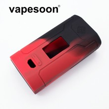Colorful Protective Covers Silicone Case Sleeve Skin for Wismec Predator 228 kit 228w Box Mod
