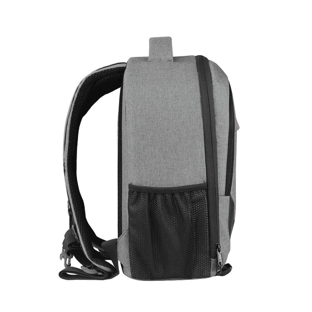 Sac d'appareil-photo numérique multifonctionnel de DSLR pour le sac de photographe de sac à dos de Canon EOS 80D 800D 5D Mark IV 6D II 77D 7D - 5