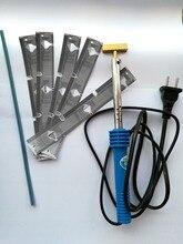 15% Off 40 W Soldeerbout + 5 stks voor BMW E38 E39 M5 X5 Lcd Pixel Defect Reparatie KIT Voor Snelheidsmeter Cluster Lint kabel