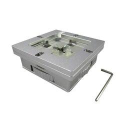 LY RD980 nowa automatyczna regulacja bga reballing station 80/90mm szablony uchwyt jig