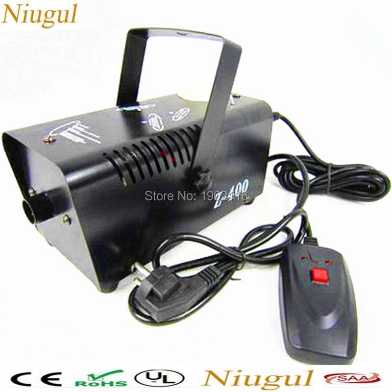 Cheapest price High quality Mini 400W Smoke Machines Disco Fog Machine Professional DJ Lighting Equipment 400W Fogger Machine