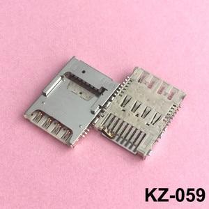 Для ASUS Zenfone Selfie ZD551KL Zenfone 2 Laser ZE601KL Z011D ZE500KL сим-карты памяти SD TF слот для карт памяти держатель для разъемов разъем
