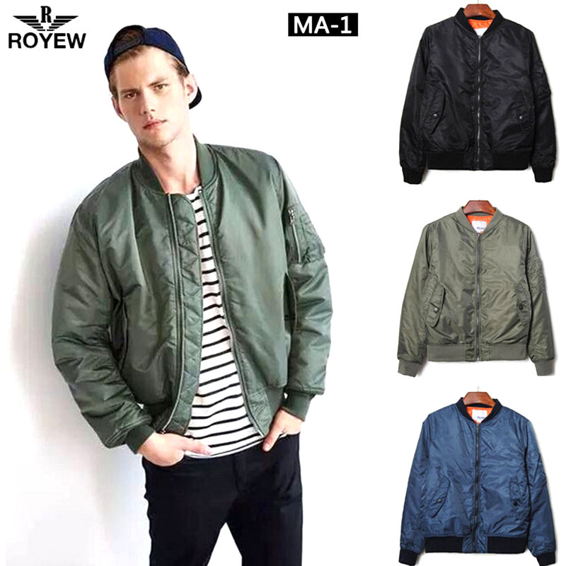 Aliexpress.com : Buy ROYEW winter jacket men fashion streetwear ...