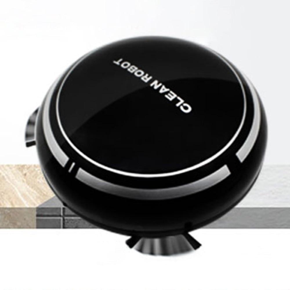 2 In 1 Upgraded Rechargeable Floor Sweeping Robot Dust Catcher Intelligent Auto-Induction Vacuum Cleaner