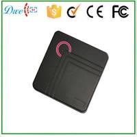 DWE CC RF envío gratis + lector de tarjetas de identificación de Control de acceso a puerta resistente al agua  wiegand 26 RFID 125 KHz ISO EM4100 y compatible rfid 125khz id card reader wiegand 26 -