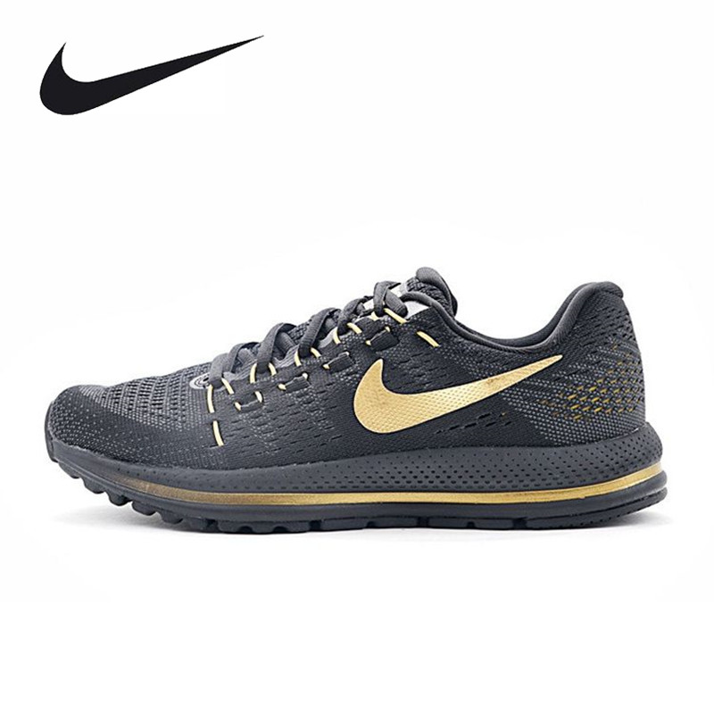 NIKE AIR ZOOM VOMERO V12 Mens Breathable Running Shoes Sports Sneakers Trainers 863762-008