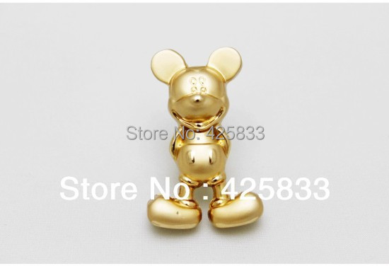 mouse paper Picture - More Detailed Picture about 2pcs Golden ...