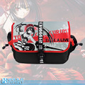 Hot anime surrounding the DATE A LIVE girl character pattern of leisure fashion and practical inclined shoulder bag