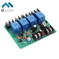 10A 250 V 4 Kanal Power Time Sequenz Board 0,2-4 s Einstellbar Sequentielle Controller Modul Power Zeitlichen reihenfolge bord