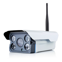 Ap wifi wireless 720p outdoor video recorder camera with 64G tf card slot loop recording motion detect alarm