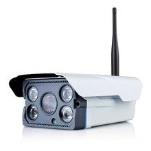 Ap wifi wireless 960 p al aire libre cámara grabadora de vídeo con 64G ranura para tarjeta tf loop de grabación de detección de movimiento de alarma
