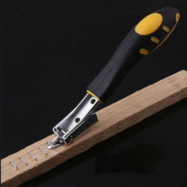 Nail Staple Remover For Wood Door Upholstery Framing Rivet Gun Kit