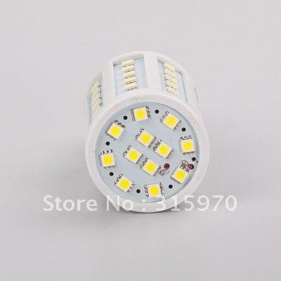 E27 Led Corn Bulb Light 35led 5050smd AC110v 220v 1200LM 60LEDs
