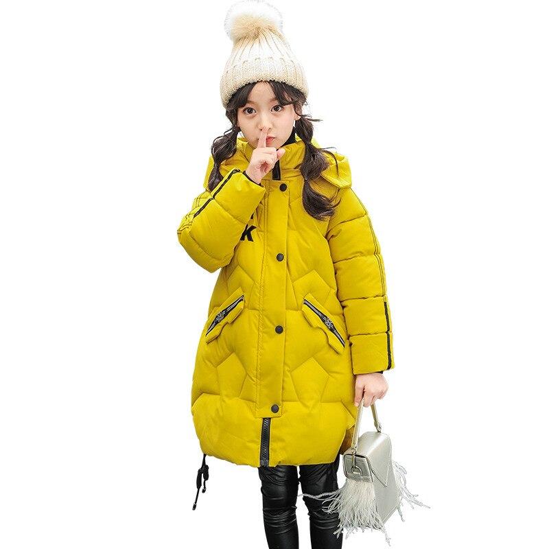 De Longue Bas Fille D'hiver purple Mignon Le Fluorescent Doux Dessinée Bande red Veste Grand black Protection Vers Épaississement Vêtements Avec Yellow Et Uv Garçon Mode Coton PTtOwqw
