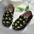 Повседневная обувь для мальчиков из натуральной кожи  детские кроссовки  школьная обувь для мальчиков  спортивные Нескользящие Детские Мок...
