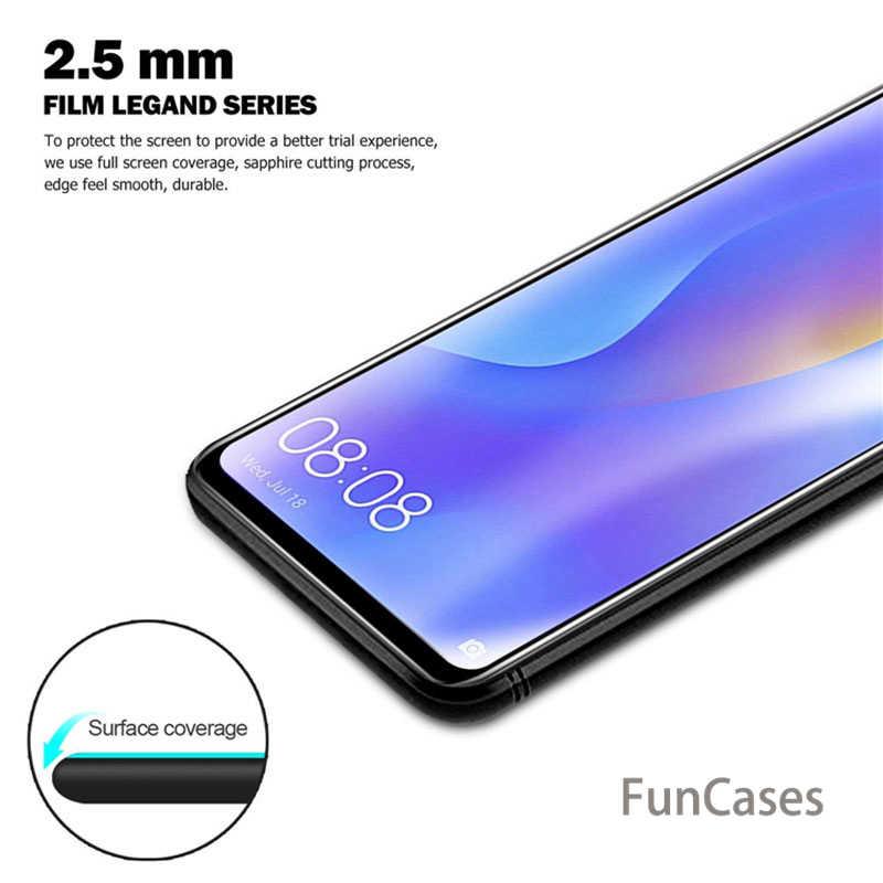 Glass Bìa Cho Huawei P Thông Minh Cộng Với Trường Hợp Tempered Glass Đối Với Huawei Hawei P Thông Minh Cộng Với Nova 3i 3e 3 2i 2 Lite 3 Phim Psmart 6.3