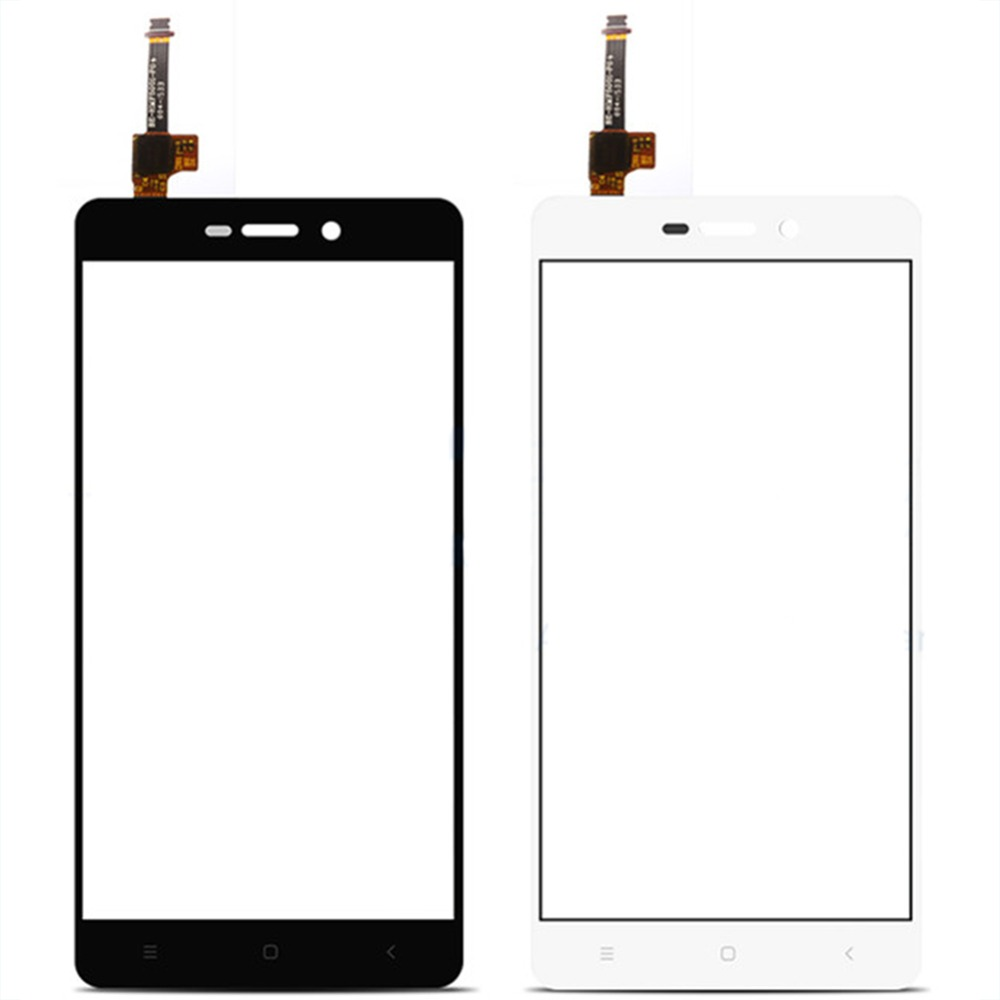 Black Touch Screen Digitizer touch Panel Replacement parts For Xiaomi Hongmi Redmi 3 Redmi3