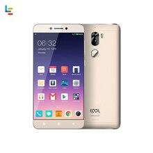 """Оригинальный LeTV Coolpad Cool1 двойной Прохладный 1 Snapdragon 652 4 г Оперативная память 32 г Встроенная память 5.5 """"Android 6.0 Dual Сзади Камера отпечатков пальцев Смартфон"""
