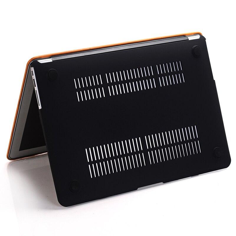 Visas medienos grūdų dėklas Macbook Air Pro Retina 11 12 13 15 - Nešiojamų kompiuterių priedai - Nuotrauka 4
