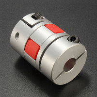 Hot Sale 10mm X 14mm CNC Stepper Motor Flexible Plum Jaw Shaft Coupling Coupler Plum Flexible