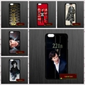 Sherlock holmes caso capa para iphone 4 4s 5 5s 5c 6 6 s além de samsung galaxy s3 s4 mini s5 s6 note 2 3 4 de0305