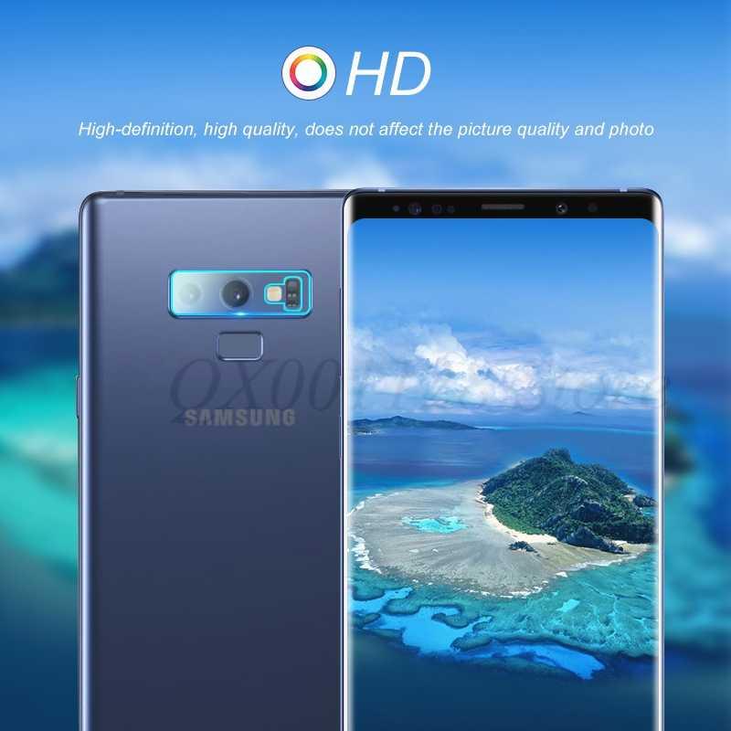9 h filme da lente da câmera vidro temperado para samsung galaxy a50 a30 a10 a70 a20e m10 m20 m30 s10 plus s10e protetor de tela filme claro