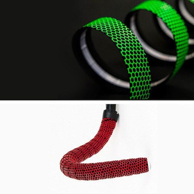 Bicycle Handlebar Tape Anti-Slip Breathable mountain bike Handle Belt shockproof Absorb sweat Bike Bar Tape Bicycle Accessories 2