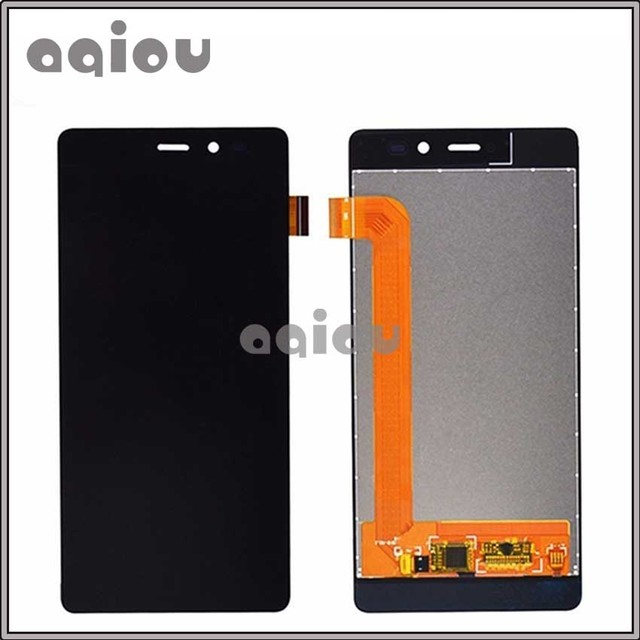 10Pcs/lot For WIKO Tommy Assembly LCD Display Touch Screen Digitizer Full Free shipping