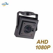 HQCAM 1080P Mini AHD Camera Mini Type FHD 1920 x 1080P 2.0MP Indoor AHD Camera Metal Security Camera CCTV Cam Free shipping