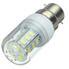 10 X B22 3W 200lm 3000K-6000K 24 5730SMD LED Warm White or White Light Corn Bulb Lamp Bulb 360 degrees (AC 220-240V)