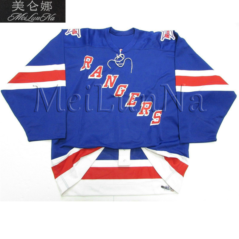 Купить MeiLunNa Custom OHL Kitchener Rangers Jerseys 92 Gabriel Landeskog Larry Robinson Scott Stevens Sewn On Any Name NO.Size в Москве и СПБ с доставкой недорого