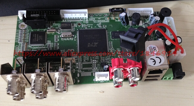 Free Shipping  Hi3515a Hi3520d Development Board Dvr Nvr Wifi 4g