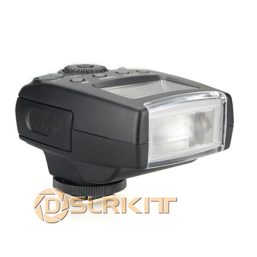 ФОТО MeiKe MK300 TTL Flash Speedlite For Panasonic Olympus Leica w Mini USB Interface