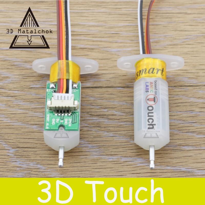 ¡Caliente! BL Touch Sensor de nivelación automática BLTouch 3D Touch para impresora 3D mejora la precisión de la impresión Auto Leveling Sensor táctil