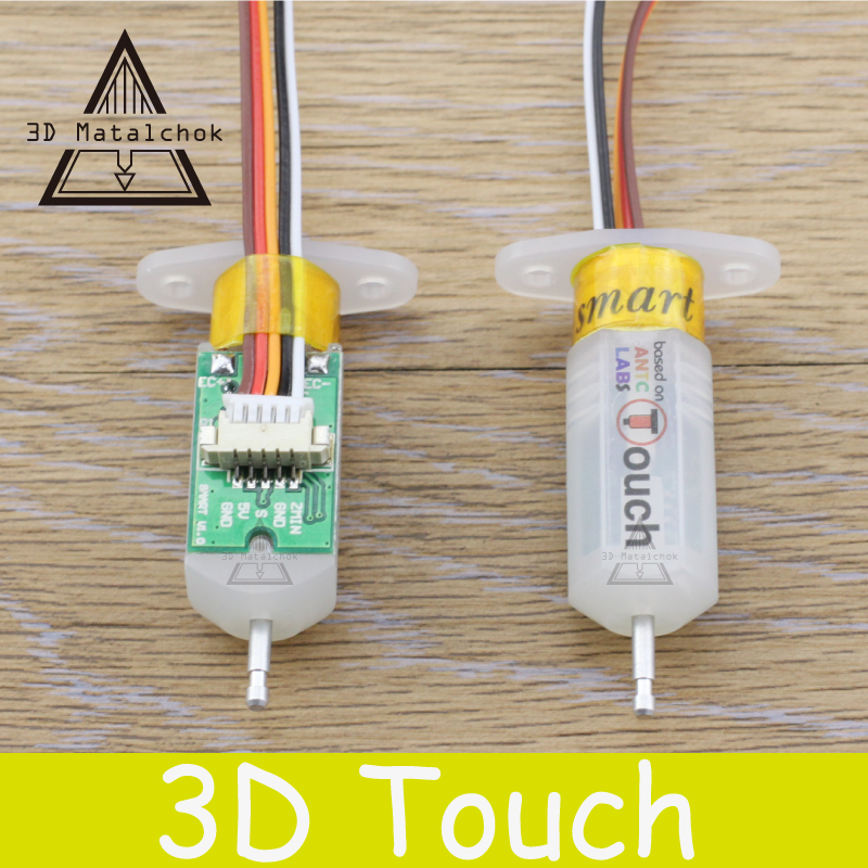 ¡Caliente! BL Touch auto nivelación sensor bltouch 3D Touch para 3D impresora mejorar la impresión precisión auto cama nivelación sensor táctil