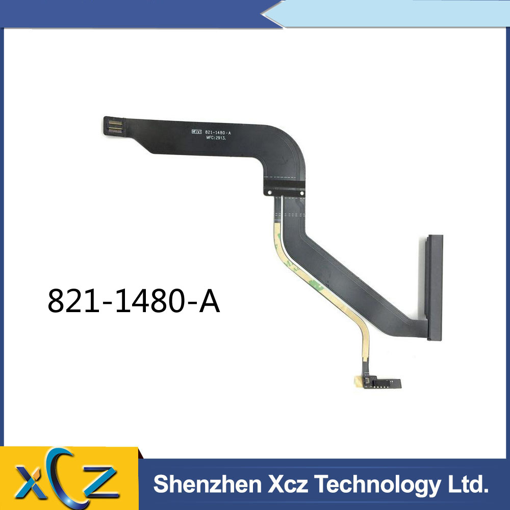 HDD Hard Drive Flex Cable 821 1480 A For Macbook Pro 13 3 A1278 HDD Cable