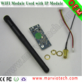 De seguridad cctv cámara ip wifi 2db antena del módulo 720 P 960 P 1080 P módulo de cámaras de vigilancia ip de 1mp/1.3mp/2mp/3mp/mp/5mp/6mp