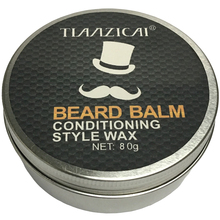 Beard Balm for Styling Moisturizing Grooming Smoothing Conditioner Beard Care Products 80g free shipping