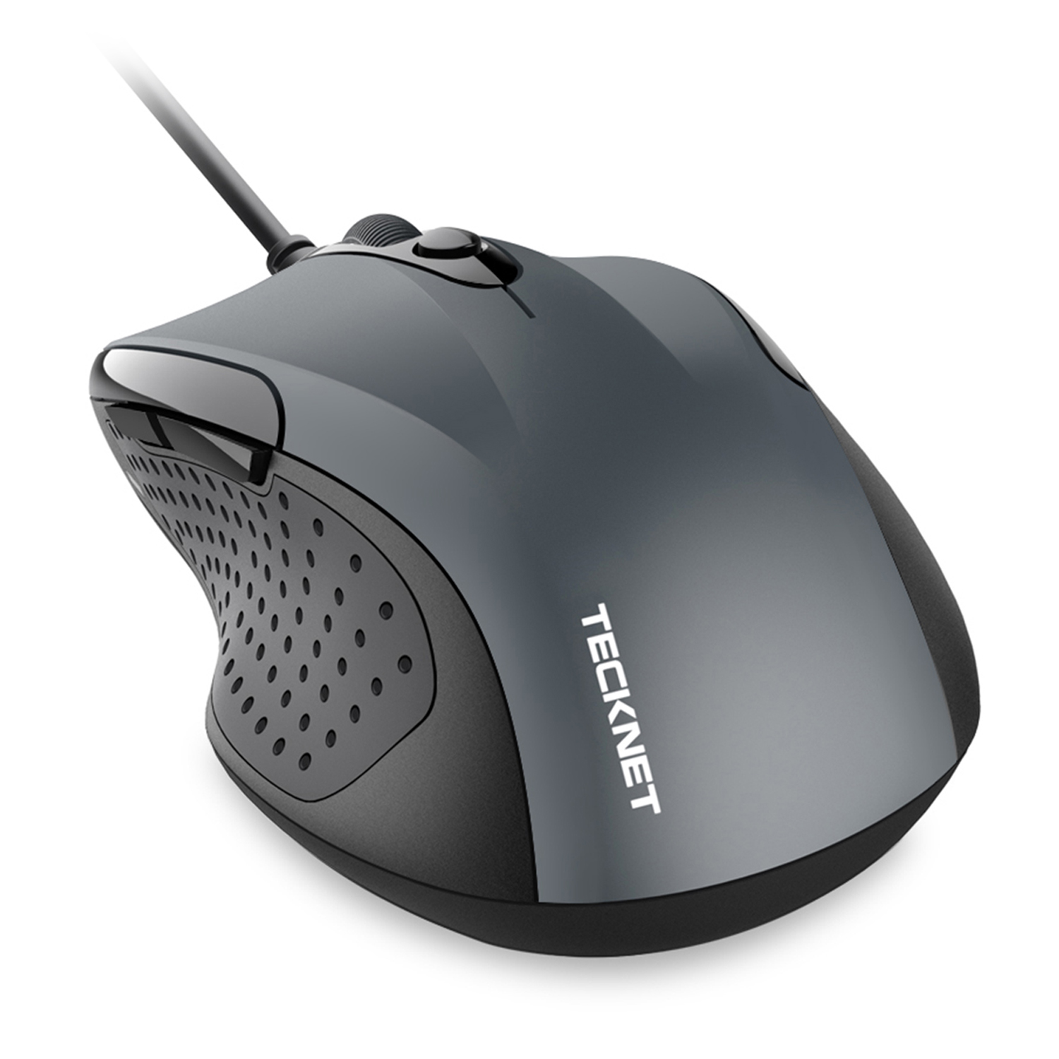 TeckNet TeckNet Pro S2 High Performance Wired USB font b Mouse b font 6 Buttons up