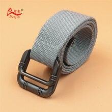3 8 Waistband Accessories Canvas Belts for Men Women Plain Webbing Waistband Waist Belt