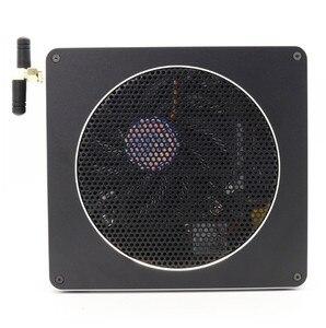 Image 5 - Jogo intel i9 9880h/9300h/i7 8750h 6 núcleos 12 threads 12m cache mini pc 2 * m.2 2 * ddr4 2666mhz 32gb win10 pro 4k hdmi mini dp