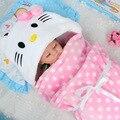 2017 новый дизайн Мягкие Одеяла Детские Полотенца Животных Форма Полотенце с капюшоном Прекрасный Ребенок Полотенце Младенца Высокого Качества С Капюшоном халат