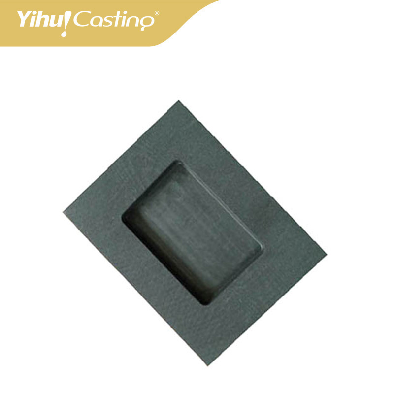 US $102 0  YIHUI 10 pieces capacity 500G graphite ingot mold for melting  gold and silver machine Jewelry Tools Equipments-in Jewelry Tools &