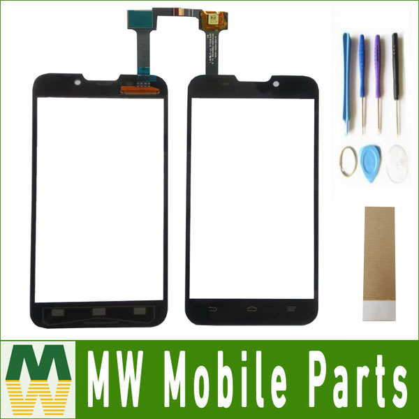 1PC/Lot High Quality Black Color 5.0For ZTE Blade V987 V987S Touch Screen Digitizer Touch Panel  with tools+tape1PC/Lot High Quality Black Color 5.0For ZTE Blade V987 V987S Touch Screen Digitizer Touch Panel  with tools+tape